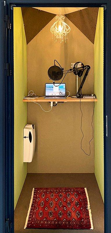 Cathi's Home Studio