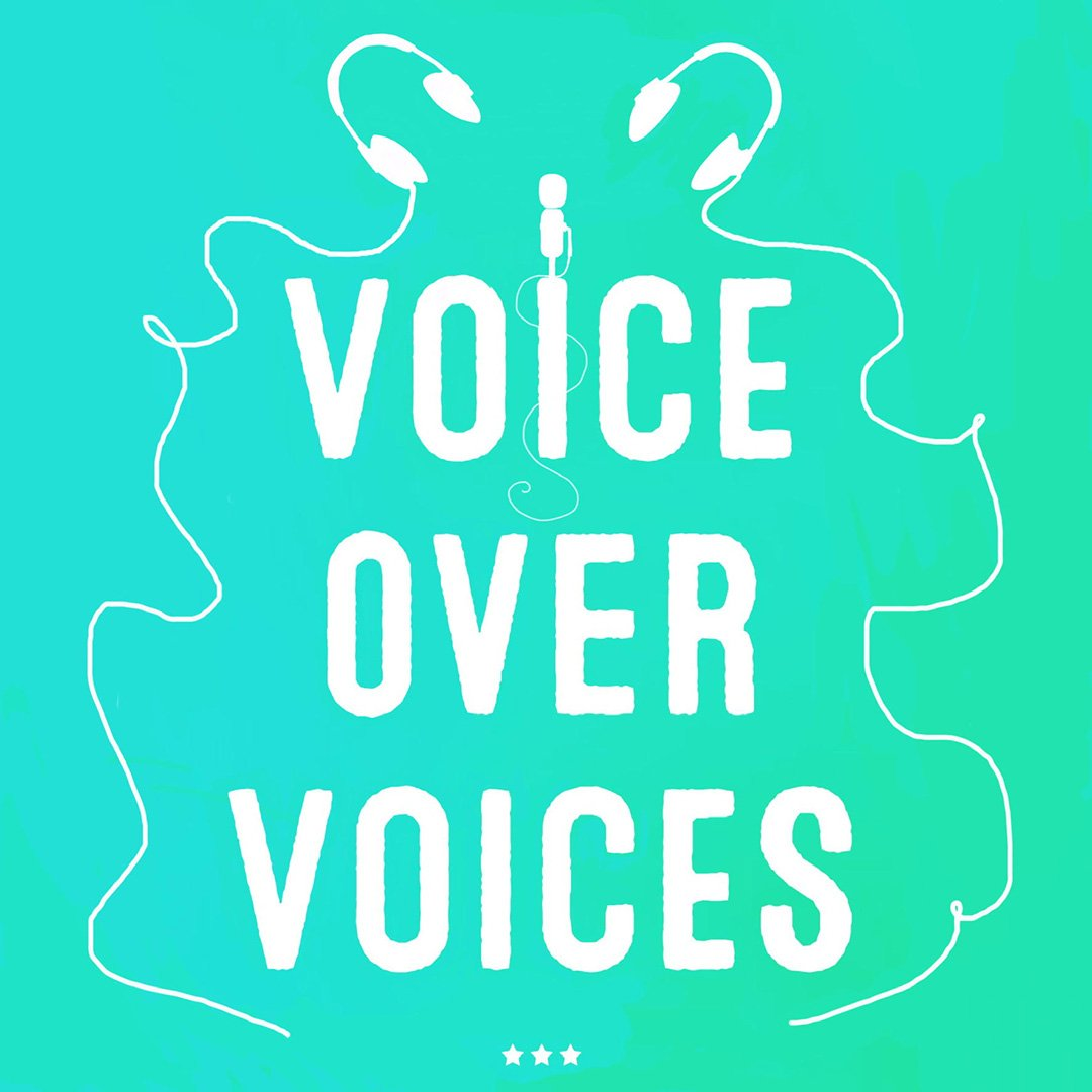 VoiceOver Voices Podcast - Cathi Ogden